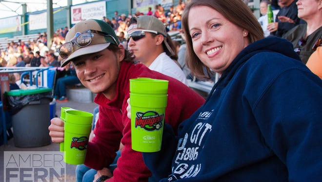 People from around the region can find an entertainment bargain in Great Falls Voyagers baseball at Centene Stadium.