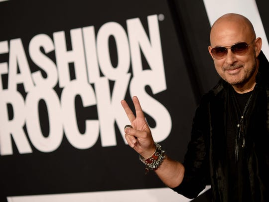 Designer John Varvatos attends Fashion Rocks 2014 presented by Three Lions Entertainment at the Barclays Center of Brooklyn on Sept. 9, 2014, in New York City.