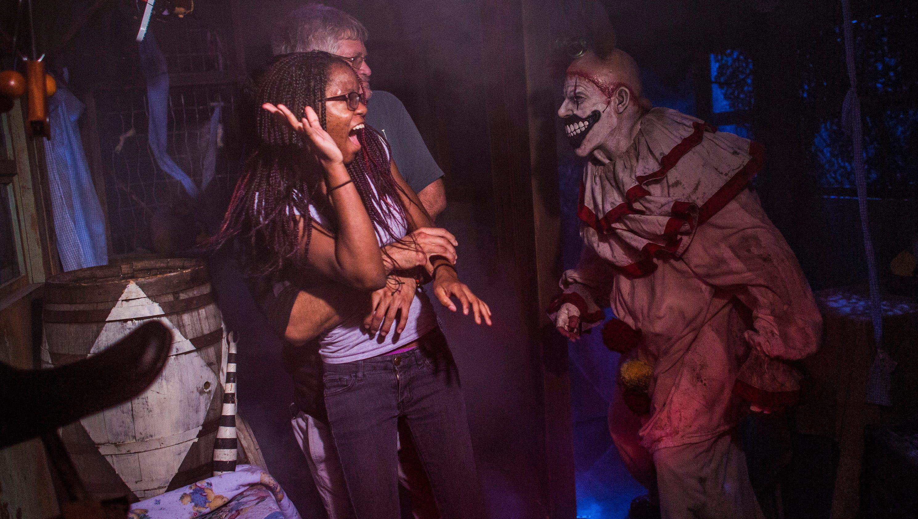 Halloween Horror Nights At Universal Studios 2016