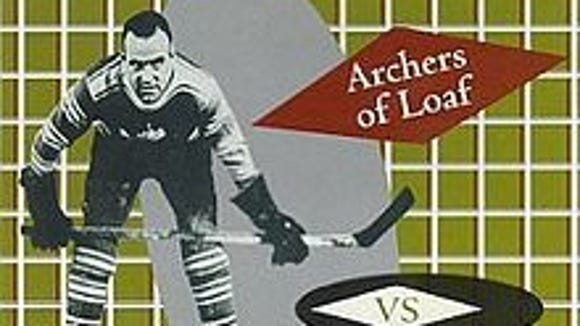 """Archers of Loaf's """"Vs. The Greatest of All Time"""" album cover"""