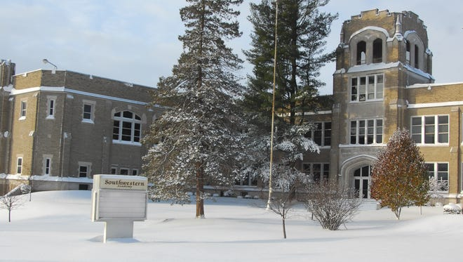 The Battle Creek Board of Education agreed to sell the former Southwestern Middle School for $80,000. A developer has plans to renovate the building for apartments.