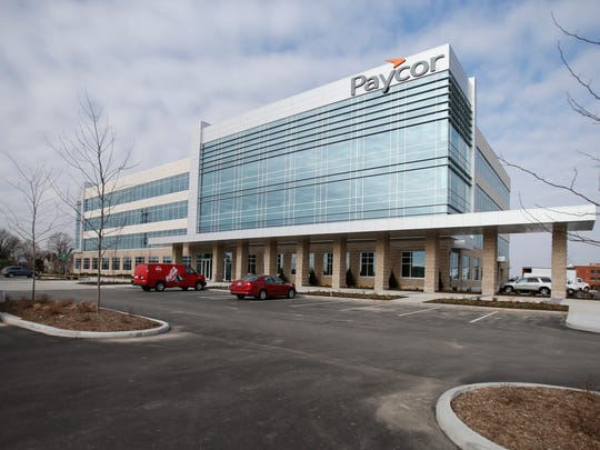Get an inside look at Paycor's new headquarters in Norwood.