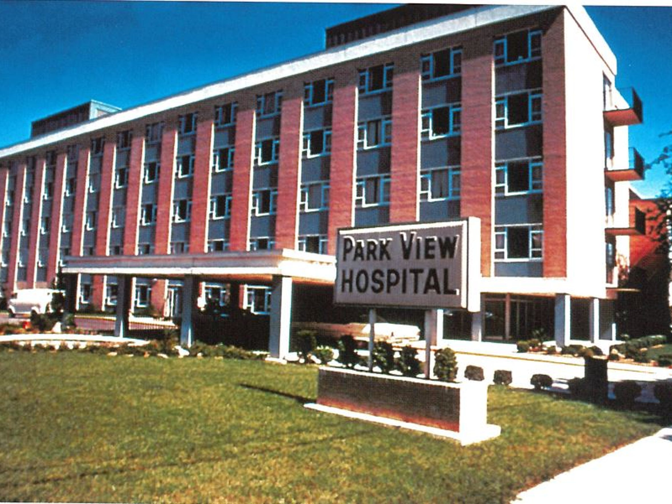Park View Hospital, a 200-bed Nashville facility seen