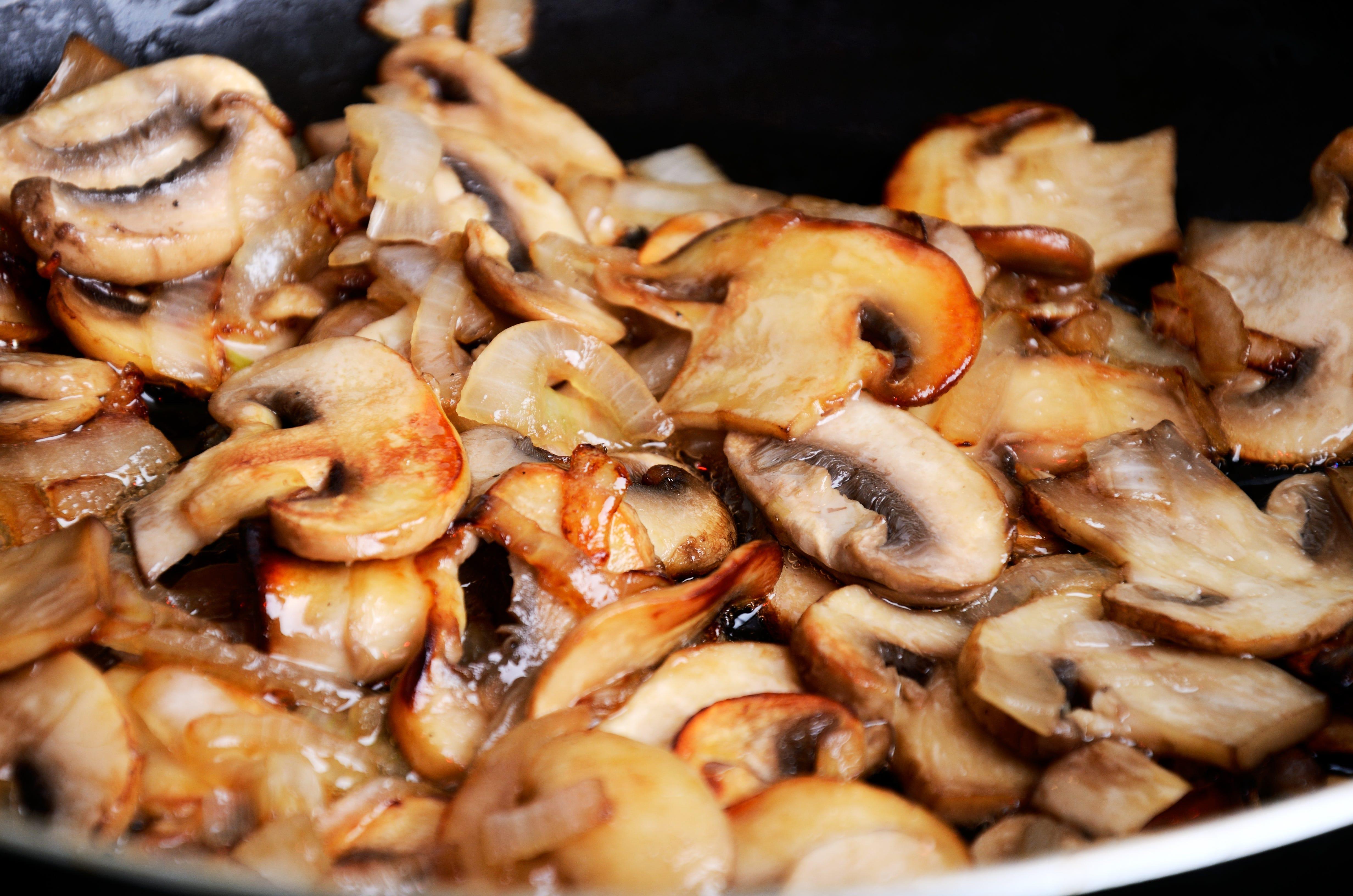 Mushrooms Mushroom Restaurant: address, menu, reviews