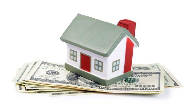 Property taxes illustration