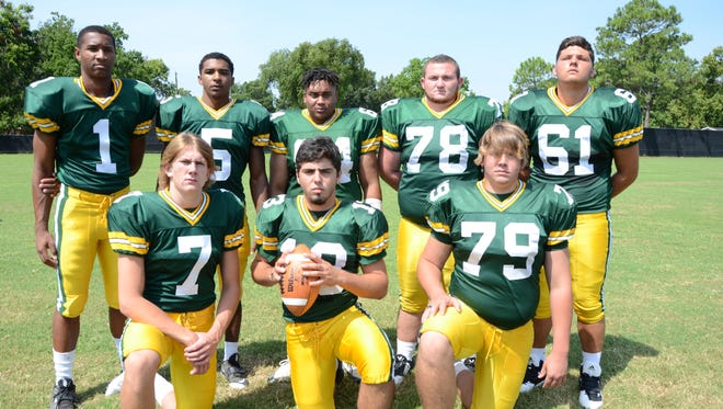 Cecilia's offense is set to have an explosive year behind running back Raymond Calais and an experienced and talented offensive line.
