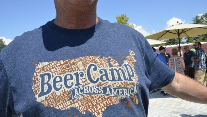 Sierra Nevada Brewing will do a new sereis of Beer Camp festivals, next year, but  the celebrations won't be held in Mills River or Chico, California, where the companies has breweries