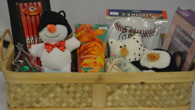 Holiday store items