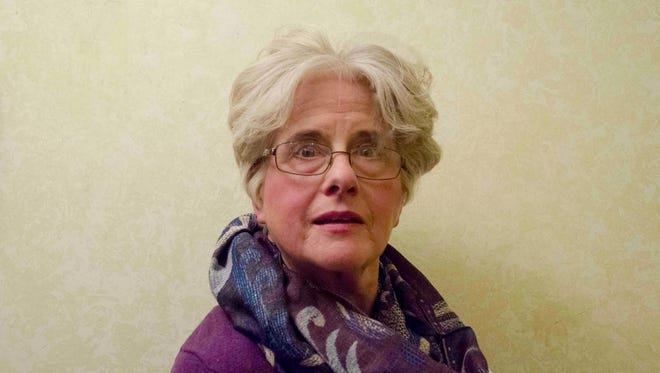 Coralie Pryde is on the Board of the Delaware Coalition for Open Government.