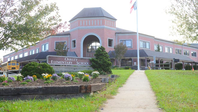 Oakley Elementary School.