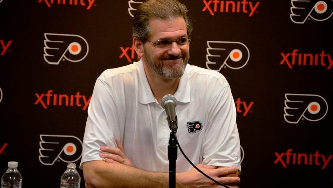Flyers general manager Ron Hextall has about three days left before the trade deadline.