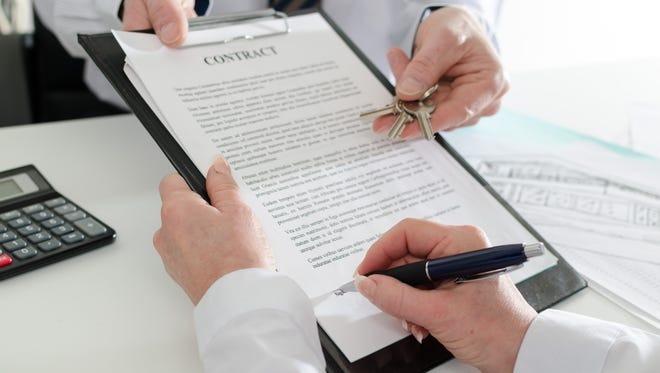 Most transactions look simple, but most people don't actually read and understand the legally binding contracts they sign in a real estate transaction.