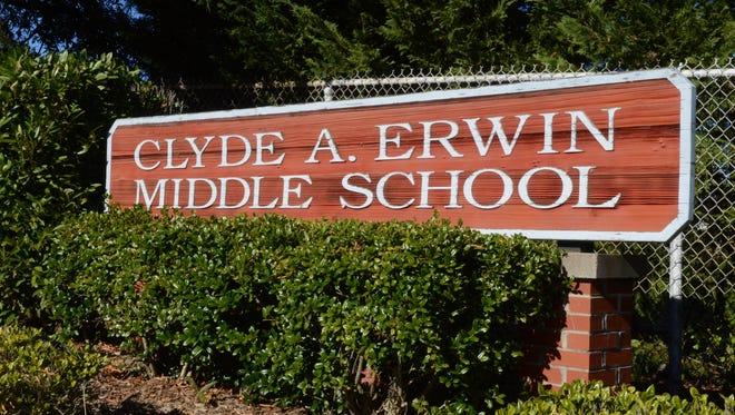 Erwin Middle School