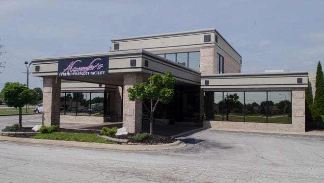 The newly remodeled Alexander's Premier Banquet Facility in Marysville.