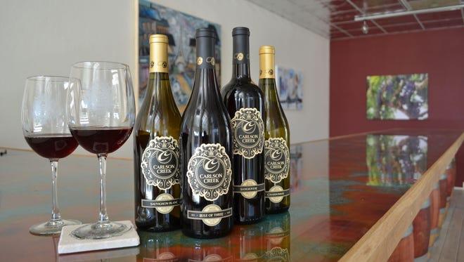 Carlson Creek Vineyard opens a tasting room in Scottsdale on July 15.