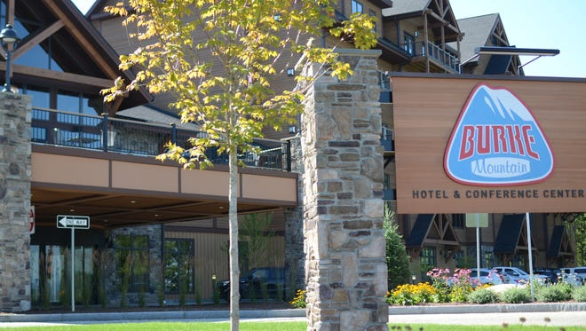 The Lodge at Burke Mountain  will finally open its doors officially on Sept 1, 2016