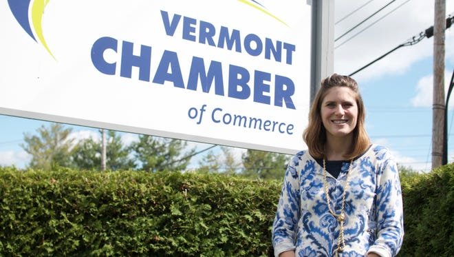 Kendal Melvin serves as treasurer of the Vermont Chamber of Commerce's political action committee, Campaign Research Center, which supports candidates deemed to demonstrate qualities such as civility and independence.
