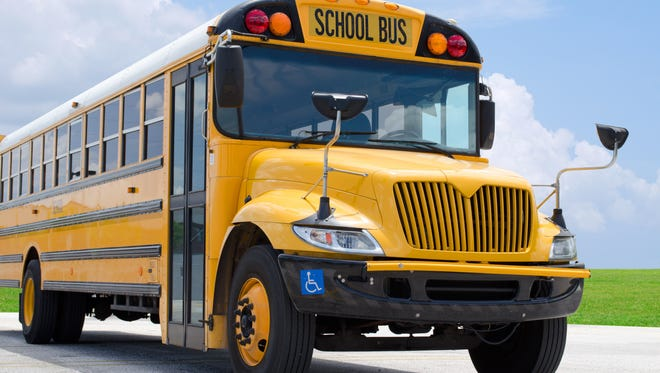 Buses were delayed getting students home on Thursday after a threat was called in to Redding Middle School.
