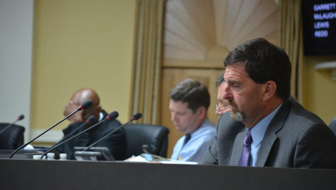 On Thursday, the city council voted 12-0 in favor of the rezoning application of the Cumberland family.