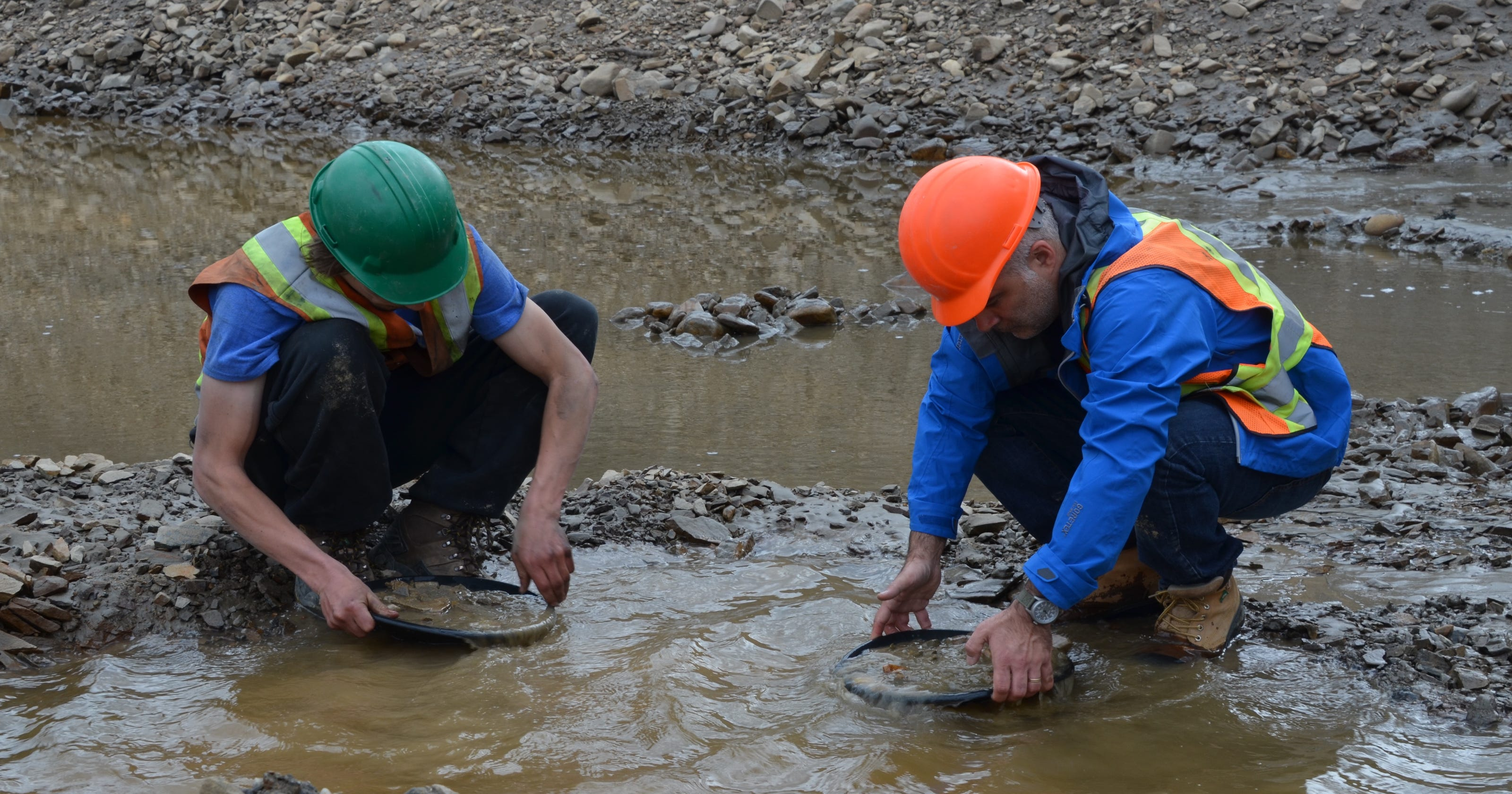 Dan Bova's 'Gold Rush' on Discovery Channel