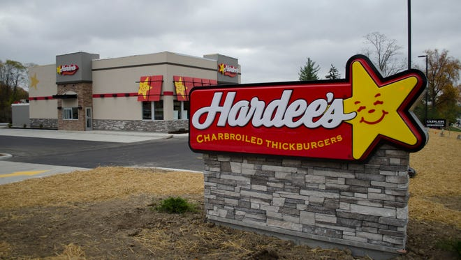 Hardee's in the 1900 block of Chester Boulevard, seen here Friday, Nov. 4, is scheduled to open Tuesday, Nov. 8. on Richmond's north side.