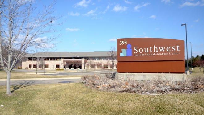 The former Southwest Regional Rehabilitation facility in Battle Creek.