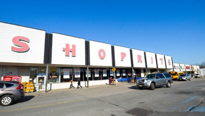 The West Milford ShopRite's renovations are due to begin shortly, exterior work has already started. The supermarket will remain open during renovations. (Dec. 22, 2016)