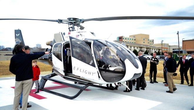 Vanderbilt Life Flight