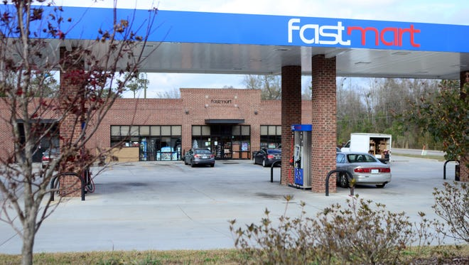 An appeal has been filed regarding the annexation of the gas station at the West Hills/West Fourth Street intersection.