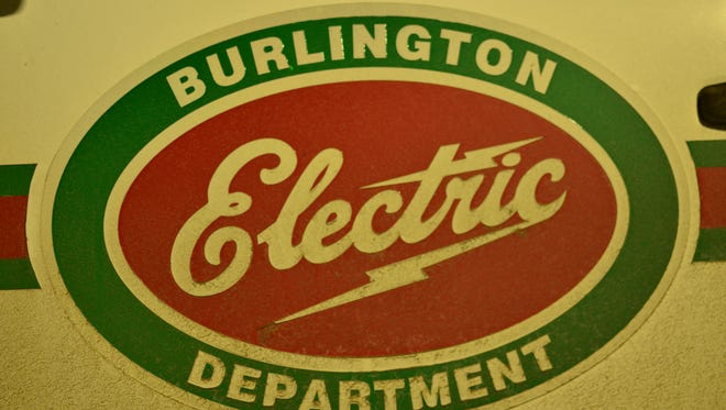 Burlington Electric Department on Pine Street in Burlington pictured on Friday, December 30, 2016.
