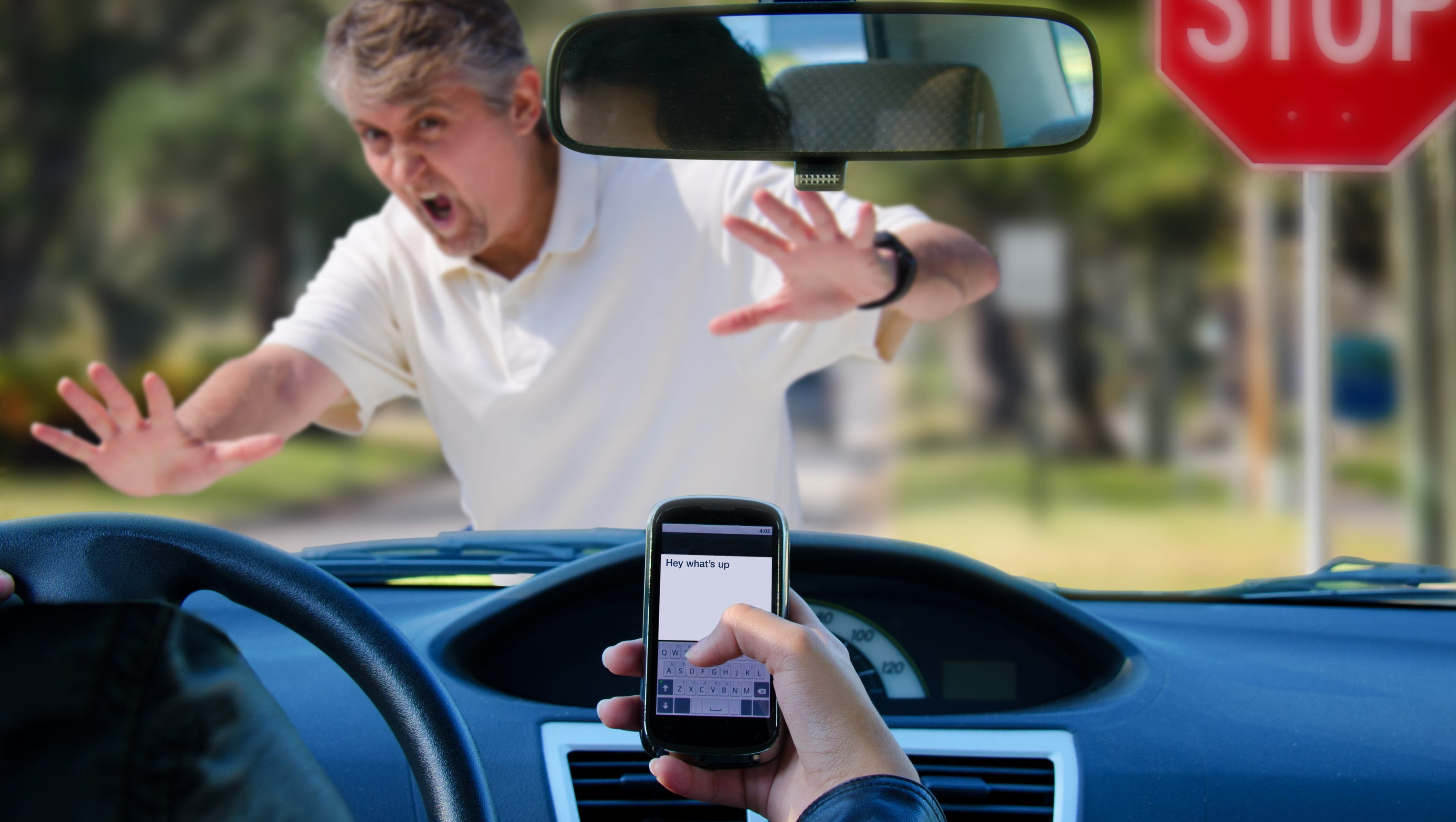 Roberts Bill to ban texting while driving in Arizona appears dead