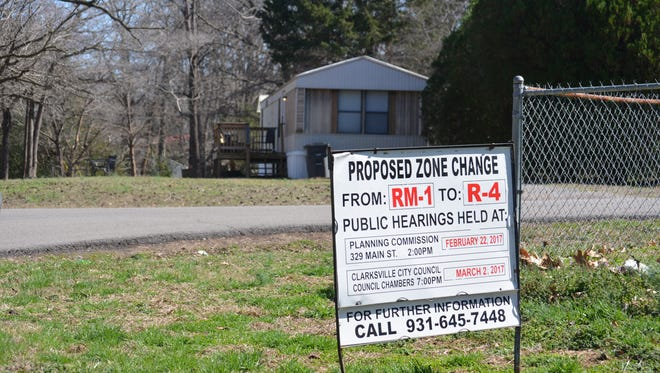 The city council will vote on the rezoning case that will change the intersection at Batts Lane and Columbia Street from Single family mobile home to Multiple family district on Thursday in the regular session at the Council of Chambers.