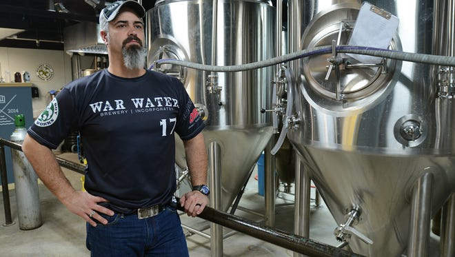Kris Paul plans to expand his brewing production in St. Clair