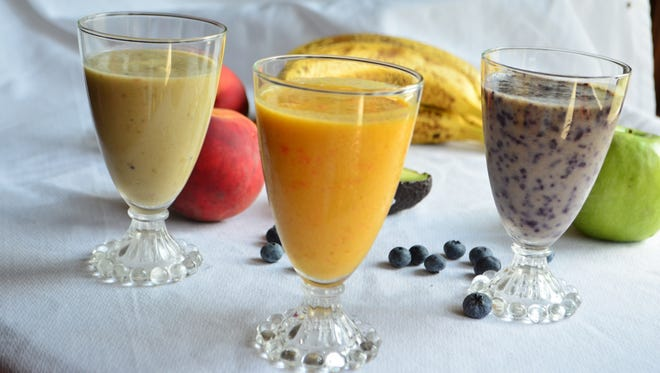 Smoothies are a great way to obtain quick nutrition especially if you struggle to get enough fruit or calcium in your diet. I have a variety of healthy options.