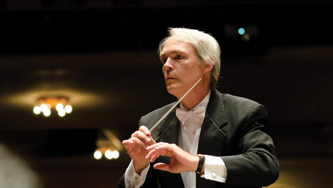 Maestro Peter Rubardt leads the Pensacola Symphony Orchestra as it begins its 92nd season on Oct. 7.