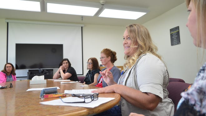 Montana Mental Health Nursing Care Center staff members react to a finding that the facility was out of federal compliance in 2018. The state-run facility this week was listed in a U.S. Senate report as a place that is a candidate for homes that underperform on inspections.