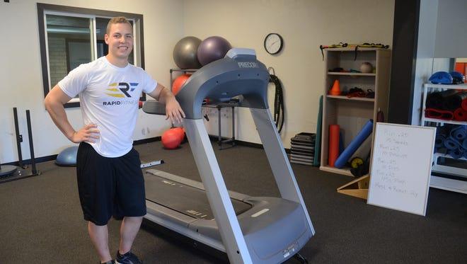 Matt Beukelman is owner of Rapid Fitness in Dell Rapids.