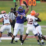 Northwestern State defensive tackle was drafted by the New York Jets in the seventh round on Saturday.