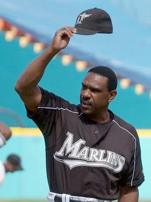 Andre Dawson had been with the Marlins since 2006 until this year.