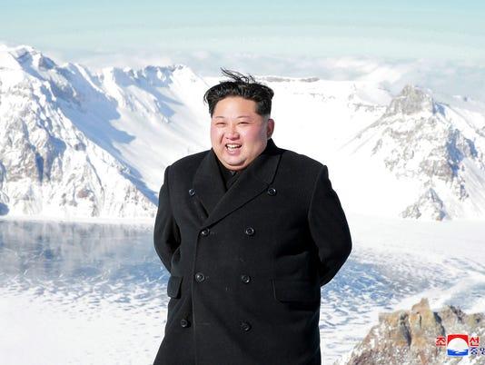 AP NORTH KOREA KIM I PRK