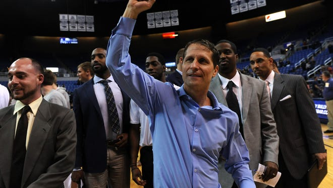 Eric Musselman and the Wolf Pack has high expectations this season.