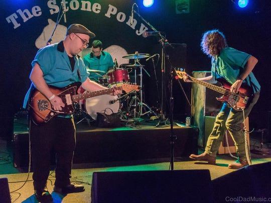 Garden State trio Plato Zorba brings their instrumental