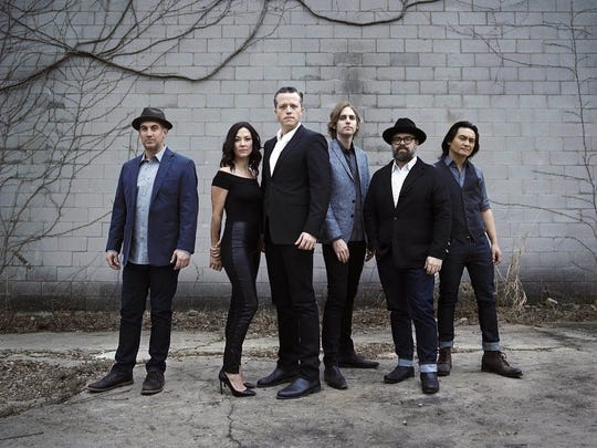 Jason Isbell & the 400 Unit will perform Jan. 27 at the Murat Theatre in Old National Centre.