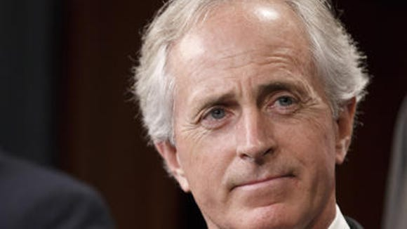 U.S. Sen. Bob Corker, R-Tenn., was named the new chairman of the Senate Foreign Relations Committee this week, as expected after the GOP took over the Senate.