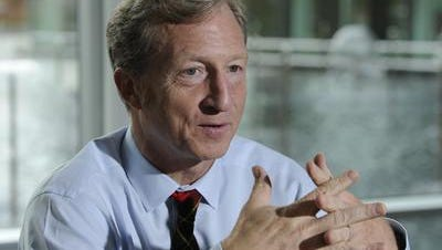 """A newly released report claims to have found a conspiracy among """"green"""" billionaires like Tom Steyer, the EPA, the White House and conservation groups to force coal-fired energy plants to shut down, clearing a path for heavily subsidized """"green"""" energy sources"""