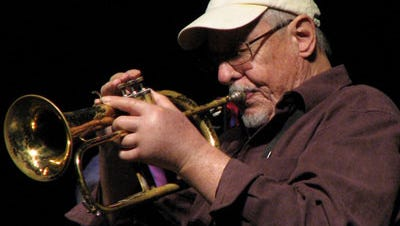 Ira Sullivan performs Sept. 14 at the Butchertown Grocery.
