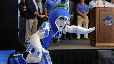 The University of West Florida Kickoff Squad is seeking donations to purchase jerseys for the UWF football program, which will kickoff its season in 2016.
