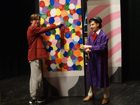 "St. Lawrence Seminary will perform ""Willy Wonka and"