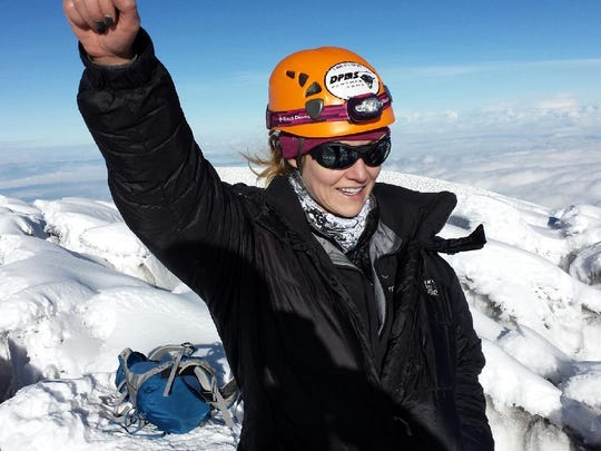 Haley Ercanbrack was already an accomplished climber when on April 1, 2015, she set out for her biggest challenge: Mount Everest.