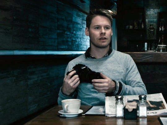 "A scene from ""Photo Op"" starring Randy Harrison."
